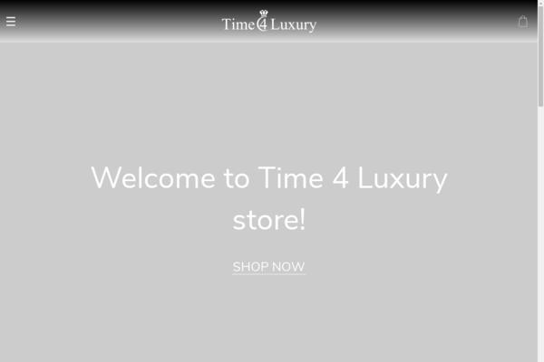 timeforlux.com - Unique jewelry store