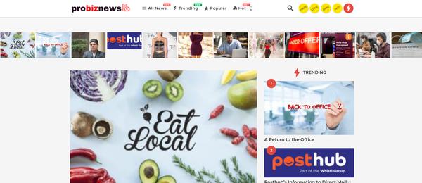 probiznews.com - Business Automated Blog Site News with Articles Rewriter. Get Organic Traffic!