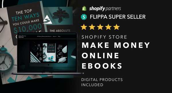 OnlineCashEarnings.com - Password:1234| Making Money Online Ebook Shopify Store Startup Streams