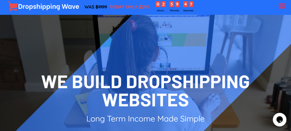 DropshippingWave.com - You Can Own Your Own Dropshipping Agency Business