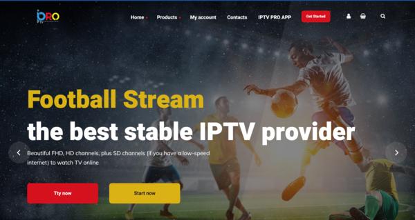 iptv-pro.net - e-Commerce / Business