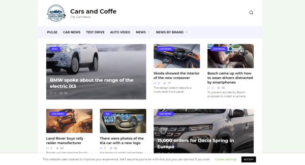 carsandcofee.com - carsandcofee.com Automotive Blog