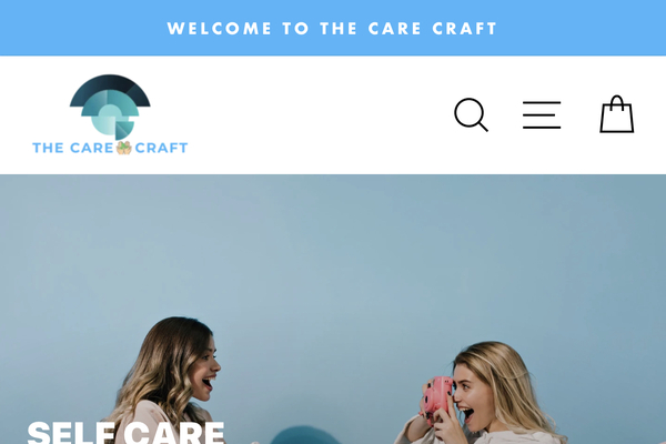 The Care Craft - The Care Craft is a professionally designed AUTOMATED store that sells 100% custom unique art that can't be found elsewhere.