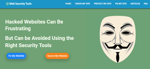 SiteSecurityHelp.com - Earn100% Passive Income Website Security Site. Get Paid for Making the Web safe