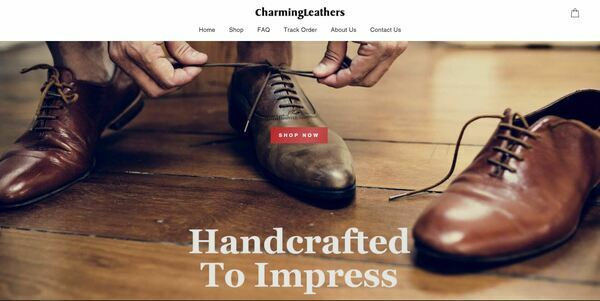 charmingleathers.com - Perfect Long Term Business | 100% Unique Product | Business Plan Included