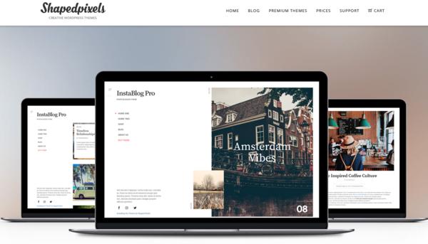 shapedpixels.com - e-Commerce / Internet