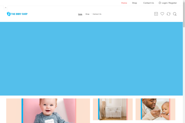 TheBabyShop.xyz - The Baby Shop - Very profitable Baby niche w/ no competition!