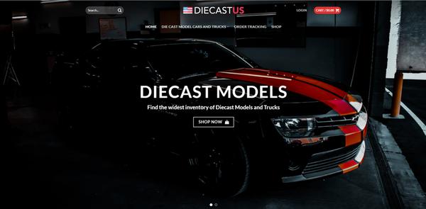DieCastUS.com - DIECASTUS.COM Professional Diecast store 5,000+ inventory USA Supplier
