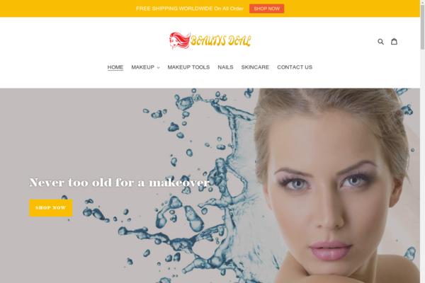 BeautysDeal.com - Beauty Product Store-Private Instagram Marketing-Newbie Friendly-$2k BIN Bonus