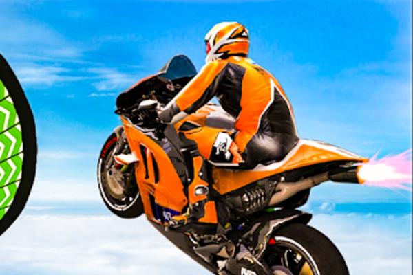 Sky Bike Stunt 3D - Android Mobile Game for sale || Sky Bike Stunt 3D
