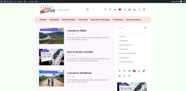 journeway.com - Travel blog