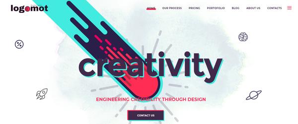 logomot.com - Premium Logo & Branding Agency Reseller Business.Can Earn up to 5,000$/mo.