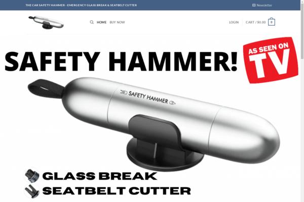 carsafetyhammer.com - Car Safety Hammer