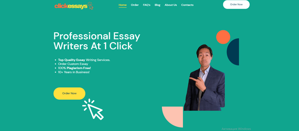 clickessays.com - Hot Automated Essay Company. White Label & Newbie Friendly Business. High Profit. High Commission 60 % with average order 120$. Potential Earn up to 10 000$