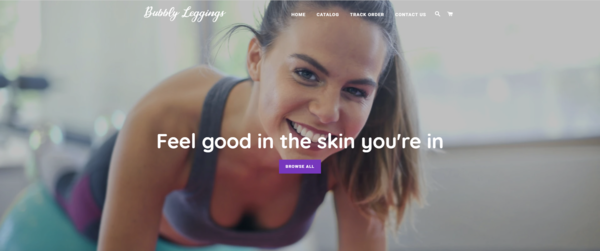 bubblyleggings.com - Password = 1234 | Highly Profitable | 6 months After Sale Support