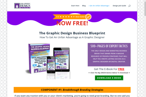 graphicdesigncareer.com - Graphic Design Blog