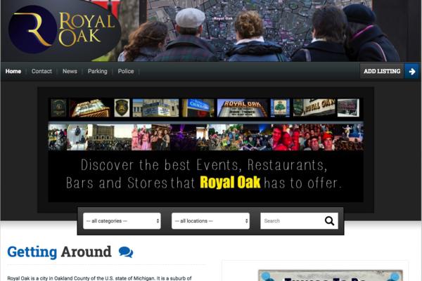 royaloak.org - Step on into the super lucrative City Niche! Evergreen Niche will Never Die!