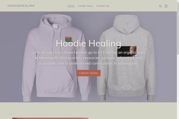 hoodiehealing.com - Perfect Gift Giving Business   100% Unique Product   Business Plan Included  
