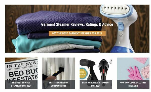 best-garment-steamers.com - Advertising / Home and Garden