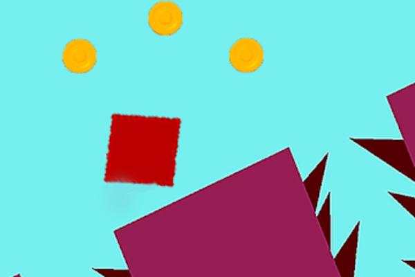 Box Bounce Adventure - Not Reskin Game