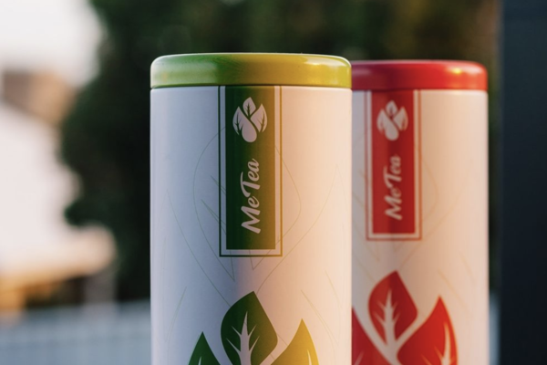 meteabrewing.com - Amazing Caffeinated tea Brand. full IP and stock available for sale