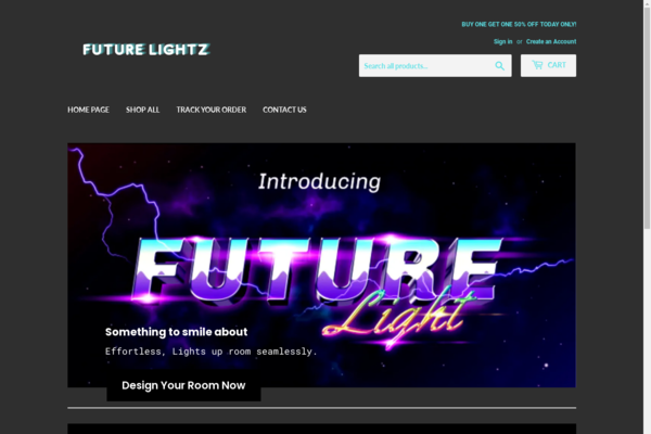 thefuturelightz.com - Perfect Gift Giving Business | 100% Unique Product | Business Plan Included |
