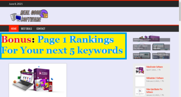 realgoodsoftware.com - Marketing Software Blog with Jvzoo affiliate links