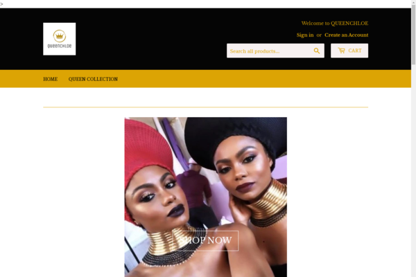 queenchloe.com - Fashions for Queens