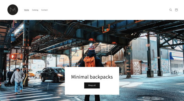 MNML Collective Co - Fully functional drop shipping e-commerce website in fashion industry, opportunity for lifestyle brand! Built by expert marketer and seasoned tech exec