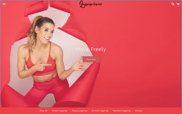 LeggingsExpert.com - Ready To Go Women's Leggings Store|Dropship Worldwide|300% Profit Mark Up|Integrated Suppliers| Password is 123