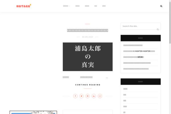 ichinose-hotaru.com - Site about lifestyle, life hacks. Organic traffic Gugul Japan.