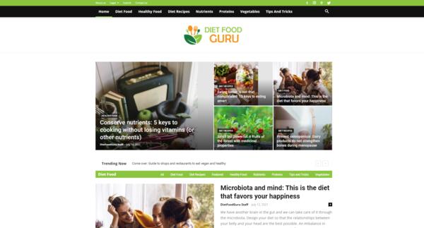 DietFoodGuru.com - DietFoodGuru.com: Food, Diet, Guru, Nutrition, Health
