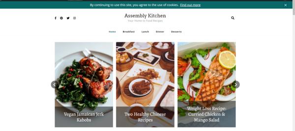assemblydeals.com - Assembly Kitchen