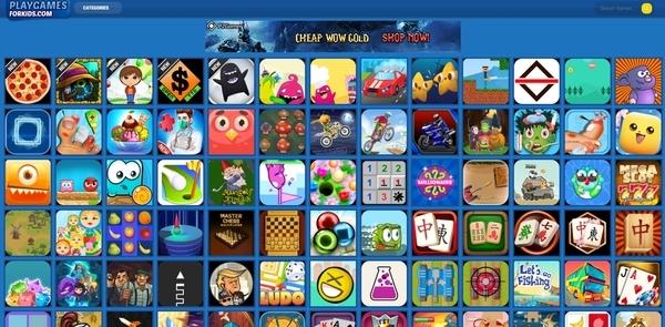 playgamesforkids.com - PlayGamesForKids.com - Fully AUTOPILOT Arcade Gaming Platform (Premium Domain)