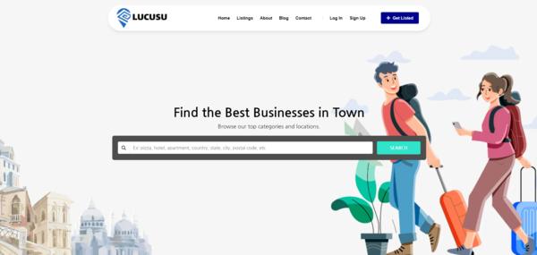 LUCUSU SaaS Business Directory Portal - LUCUSU - SaaS Business Directory