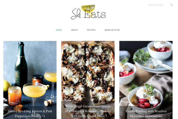 She Eats - 11 year old award-winning food blog & content site (400,000+ words). Trusted, good SEO, professional photography, stable traffic, lots of revenue opportunities.