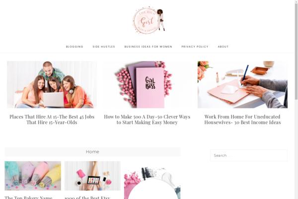 therichgirlblog.com - Helping You Learn Ways to Make Money