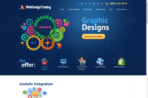 WebDesignTrading.com - Complete Web Design Agency Business. 100% Automated. $1000+ Profit Per Sale!