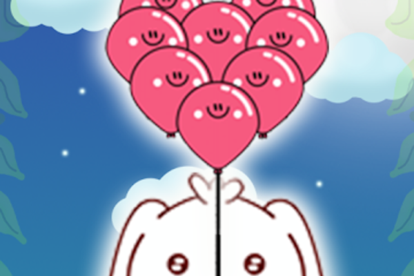 Bunny Balloon - Professional Game $$ With admob ads $$