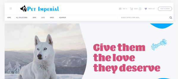 PetImperial.com - Automated Pets Dropshipping Business,Branded Domain, Premium Built