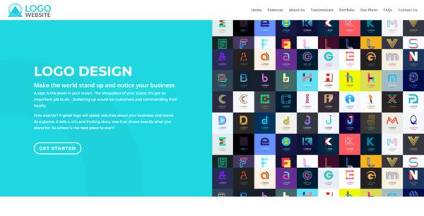 LogoWebsite.co - Logo Design Agency, Newbie Friendly, Fully Outsourced, Net Profit - $843 per/mo