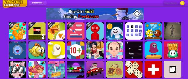 playfreearcade.com - PlayFreeArcade.com - Fully AUTOPILOT Arcade Gaming Platform (Earn $5k/Mo)