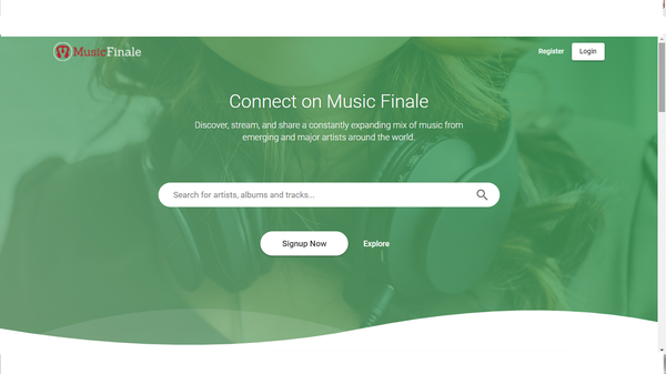 Music Finale - Music Streaming + Store Platform - Earn Money Subscription Plan + ADs +Affiliat Can be set to automated mode which will automatically import and update site.