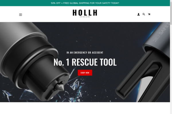 hollh.com - Ecommerce, Dropshipping, Shopify, Store, webstore,Shopify,