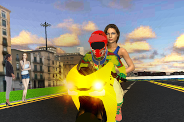 City Bike Taxi Simulator 3D - Android Mobile Game for sale ||City Bike Taxi Simulator 3D