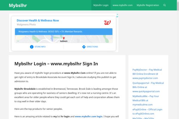 mybslhr.club - Adsense Survey Niche Site Making 50$ Per Month - Pure Organic Traffic