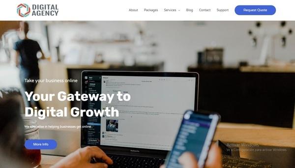rocketagency.net - Digital Agency,Free Leads,$4,500 Potential,7-years Domain,Backlinks-NO RESERVE!