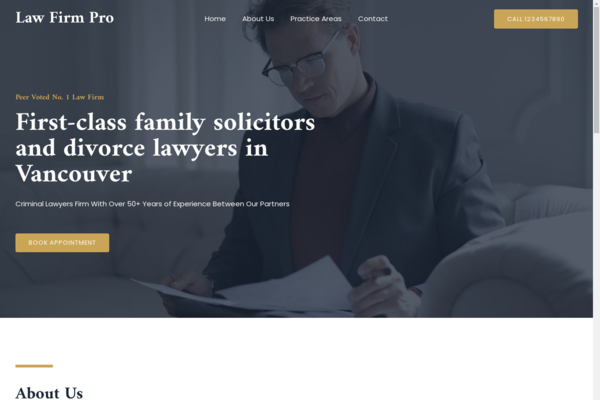 lawfirmpro.co - Have a law office and need a site? Look no further!
