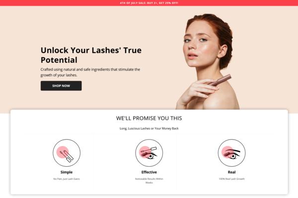 kissofficial.com - e-Commerce / Health and Beauty