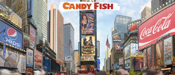 candy.fish - SaaS / Business